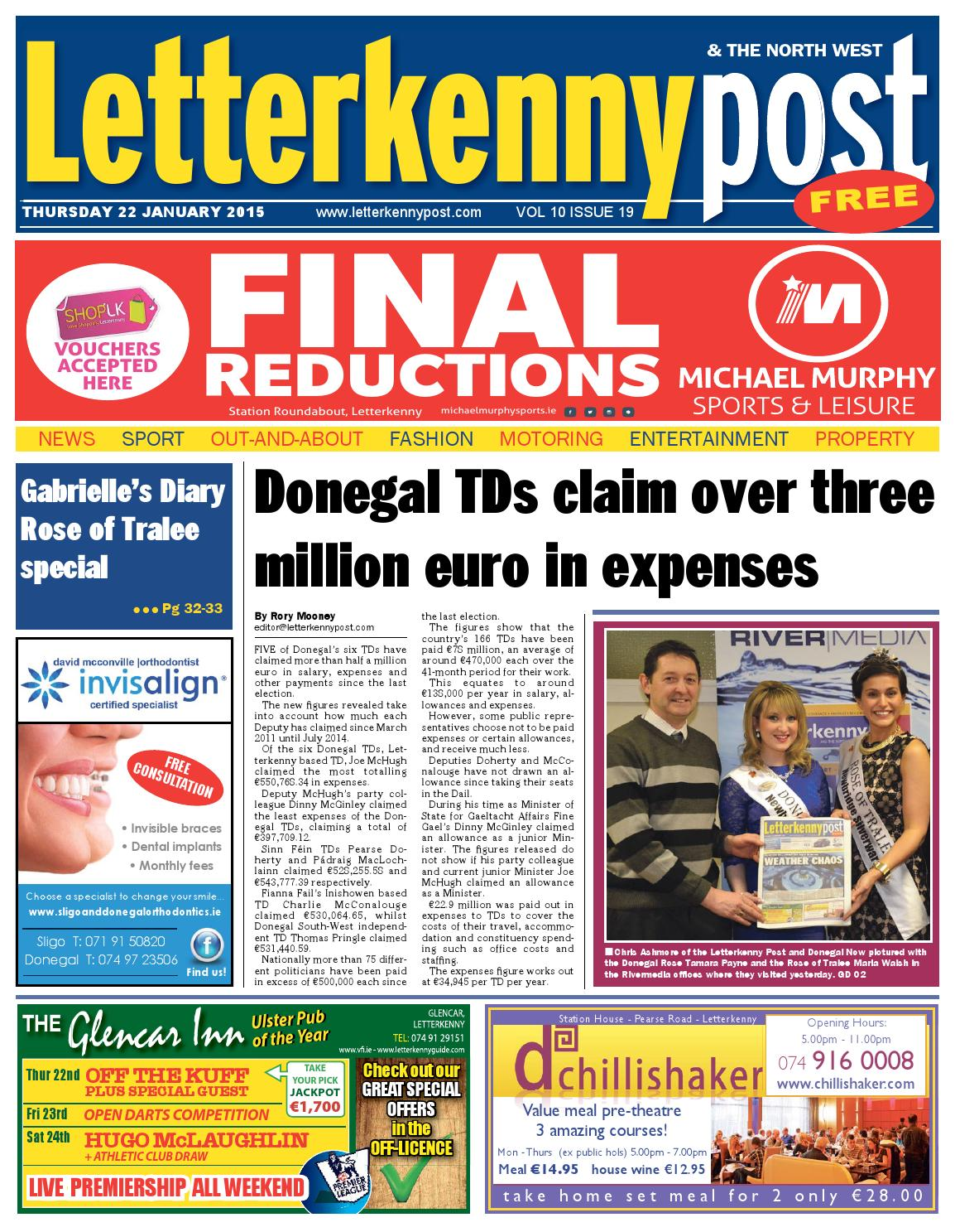 22 Jan Letterkenny Post By River Media Newspapers Issuu