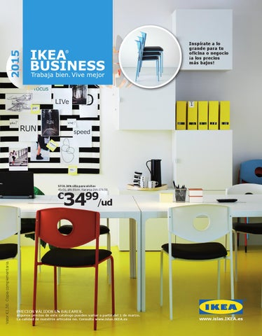 Catalogo Ikea Business 2015 Baleares By Losdescuentos Issuu - Catalogos-ikea-2015