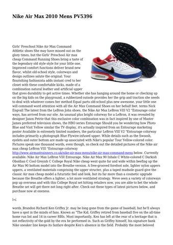 run shoes super cute various design Nike Air Max 2010 Mens PV5396 by wryglossary7908 - issuu