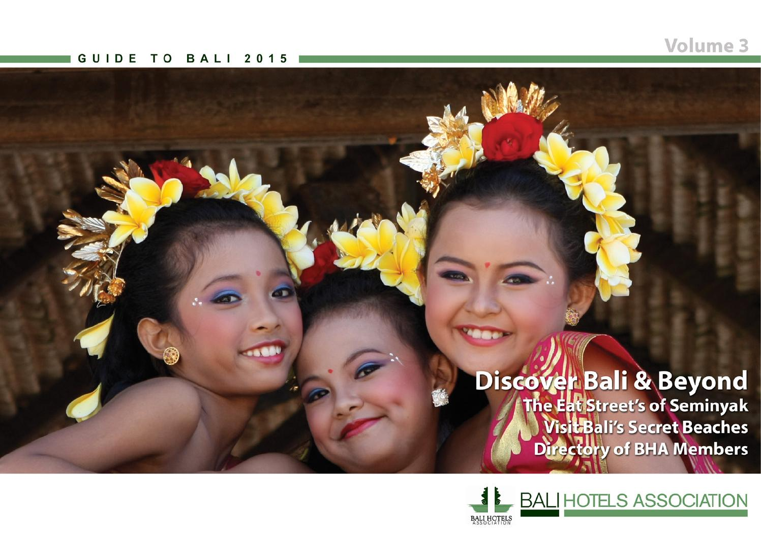 Bha 2015 By Bali Plus Magazine Issuu
