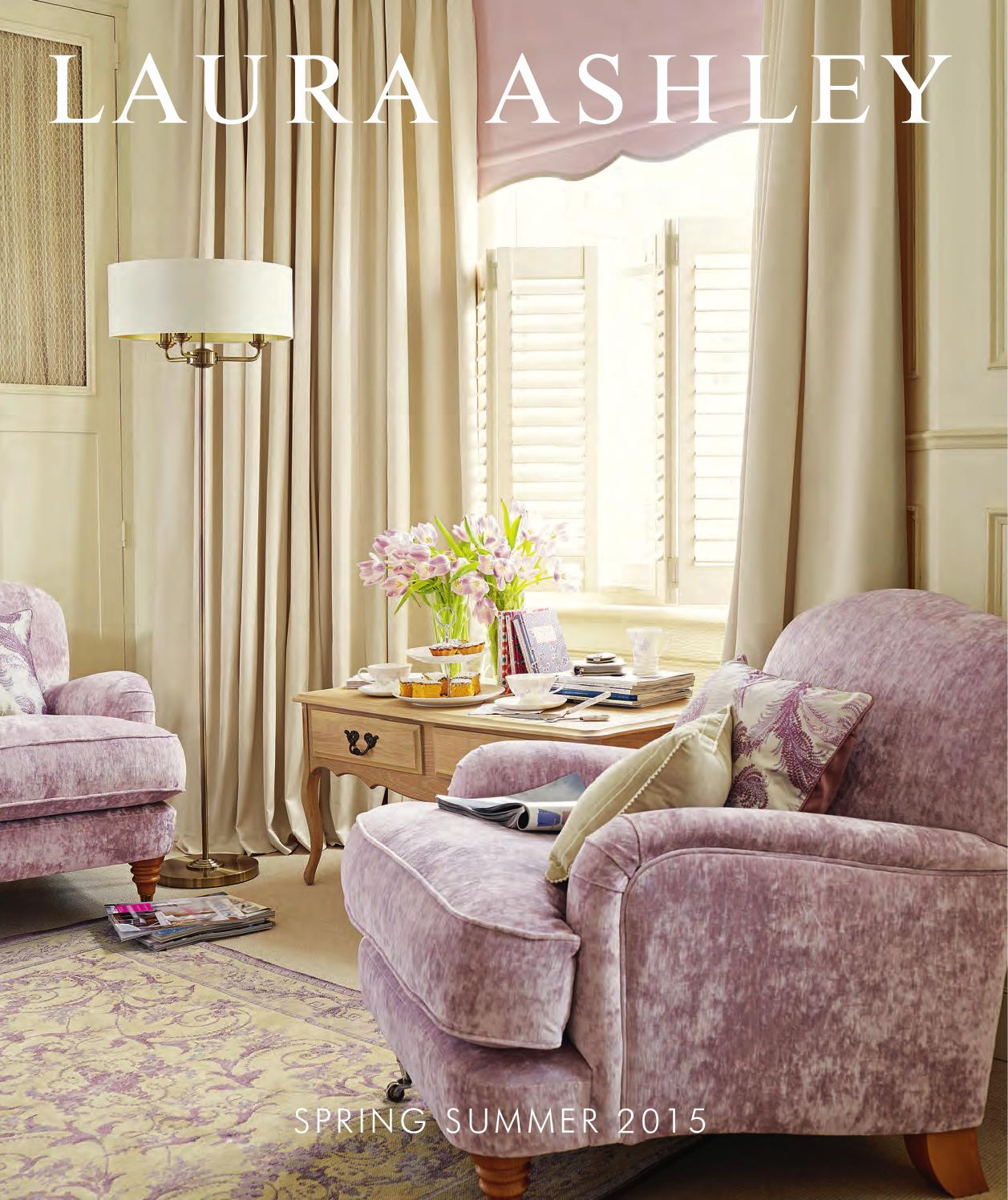 LAURA ASHLEY Spring Summer 2015 Catalogue By Stanislav Petkanov