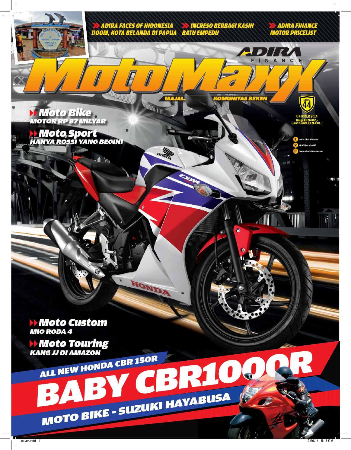 Motomaxx 10 2014 By Adira Member Issuu