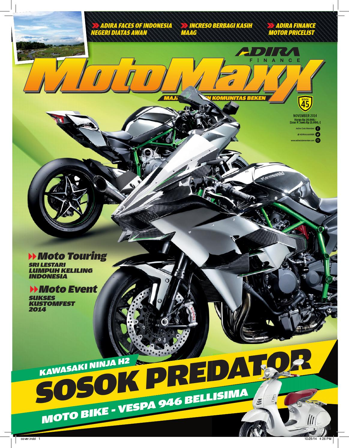 Motomaxx 11 2014 by Adira Member issuu