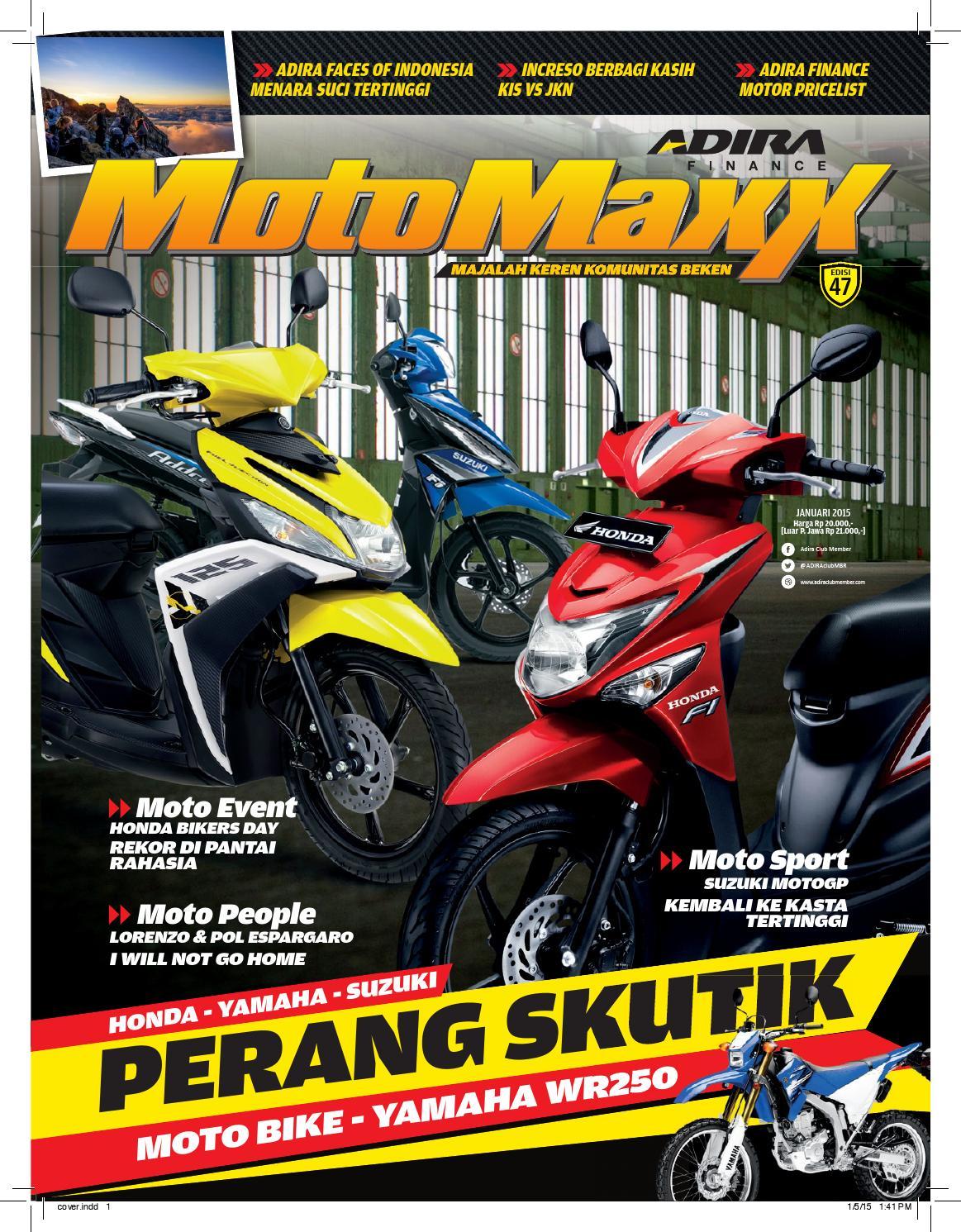 Motomaxx 01 2015 by adira member issuu