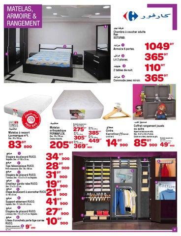 "Catalogue Carrefour ""Foire Aux Meubles"" By Carrefour Tunisie - Issuu"