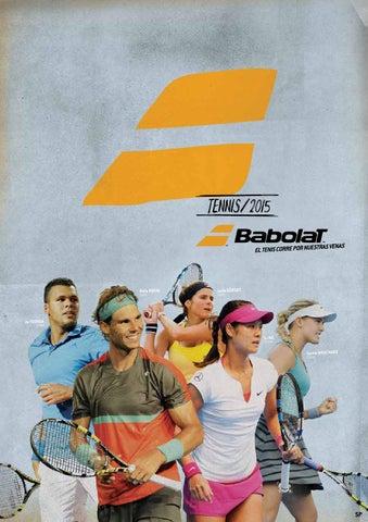 e2e10a84d3 Babolat (catalogo tenis 2015) sp by BABOLAT VS - issuu