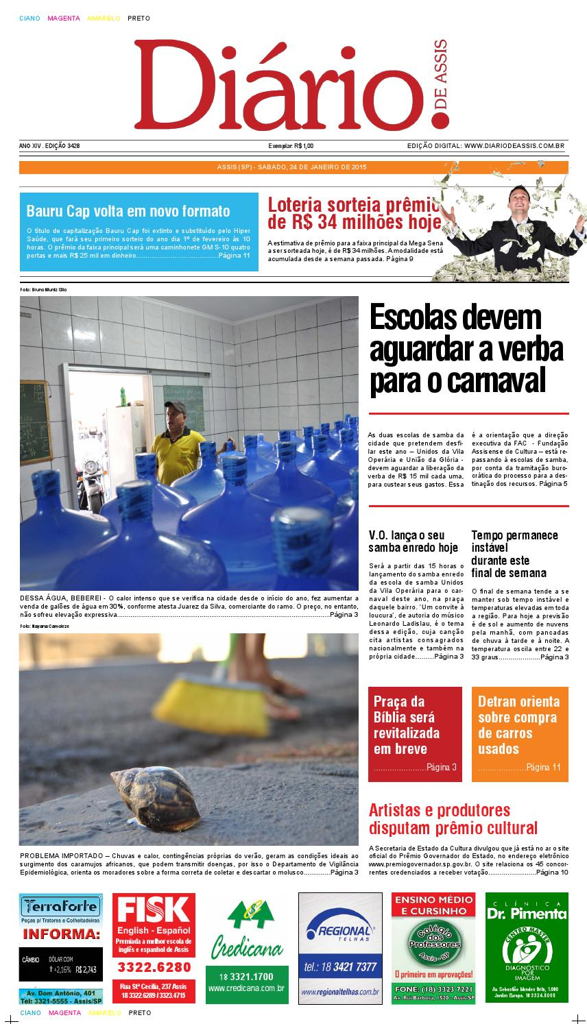 Jornal 24 01 15 by WEB5 Services of Internet - issuu fcf6914e3e399