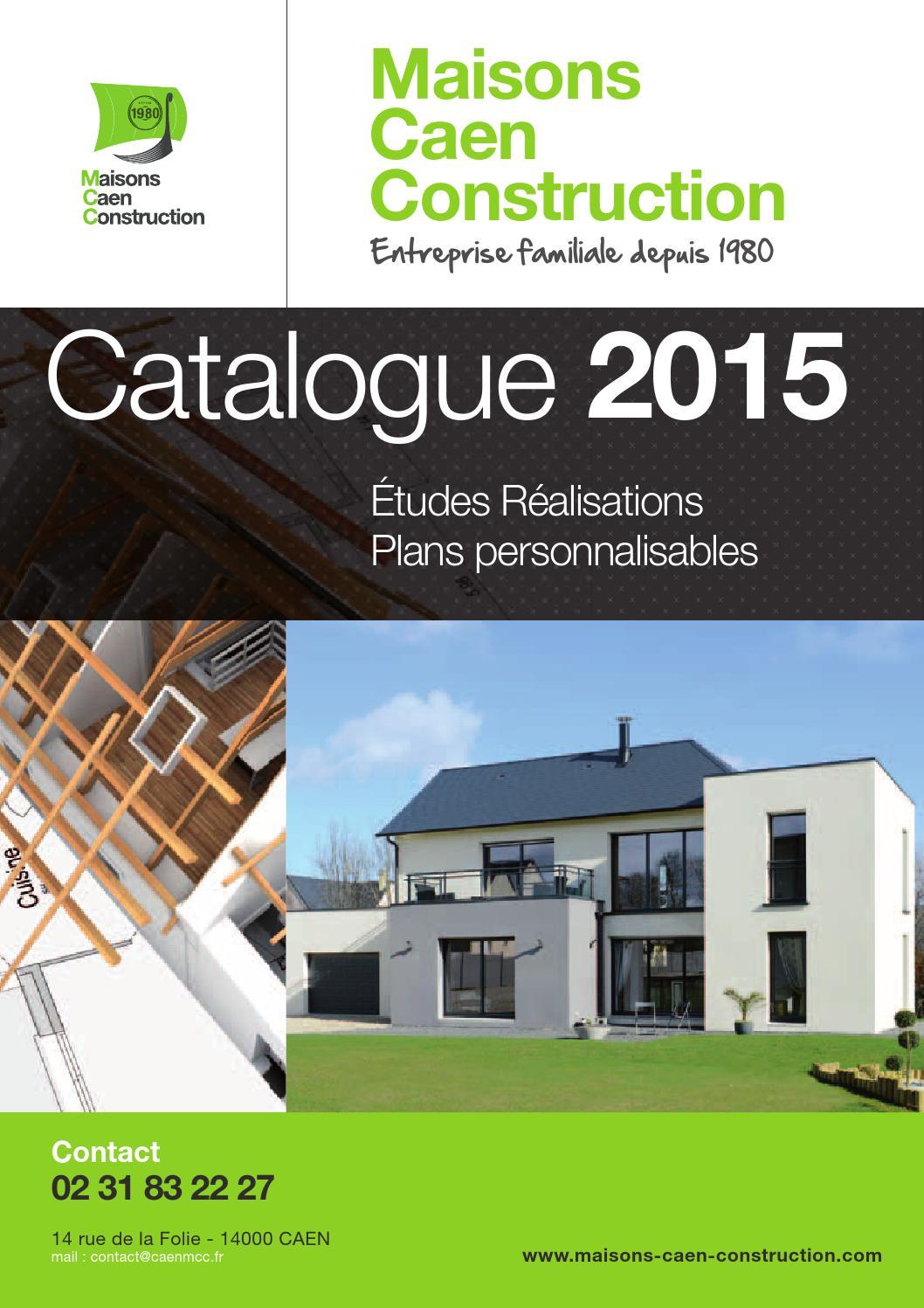 Maison caen construction forum ventana blog for Catalogue construction maison