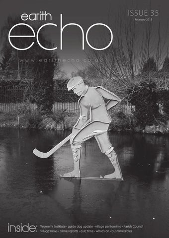 Earith echo issue 35 by earith echo issuu page 1 fandeluxe Choice Image