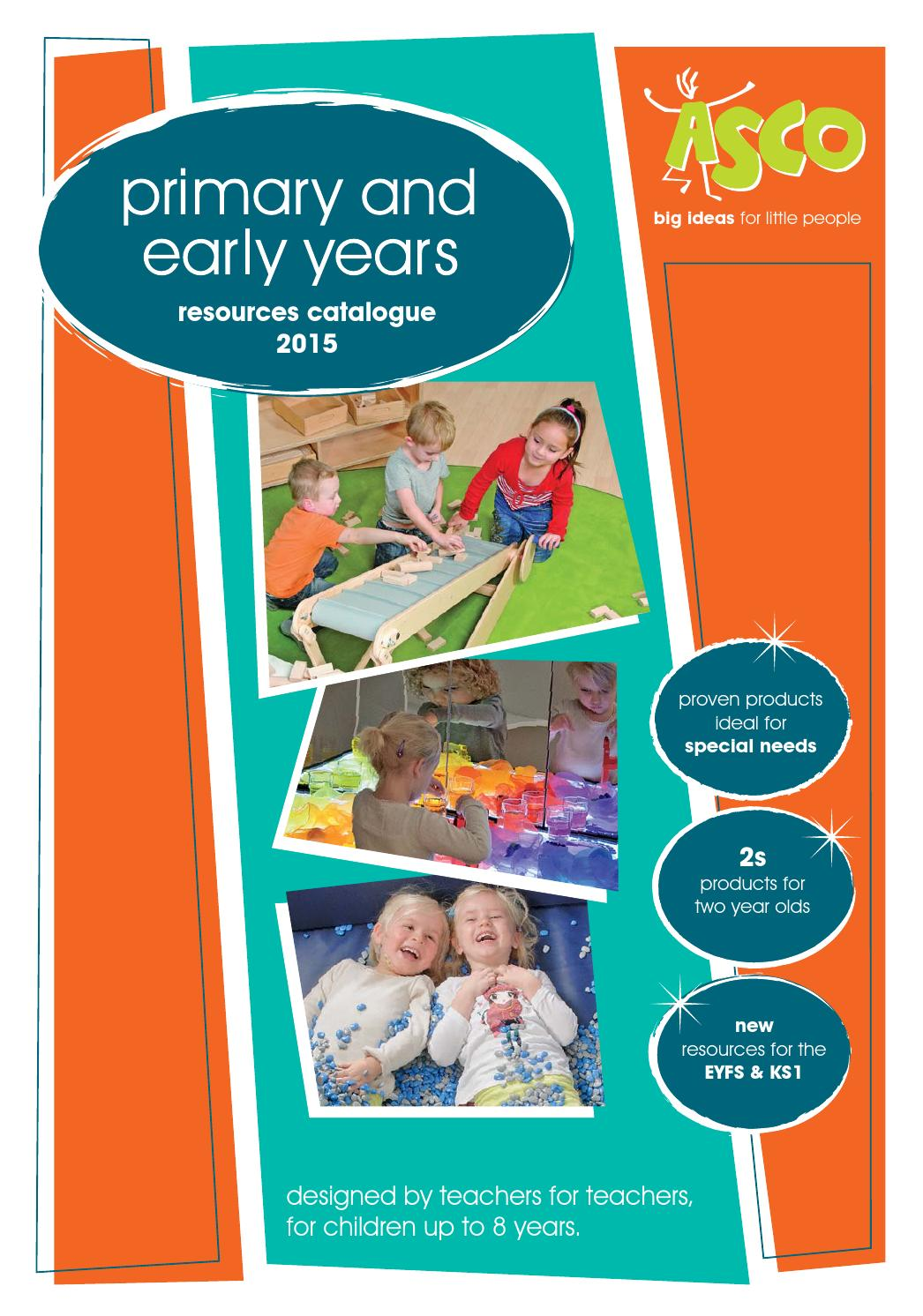 Asco Educational Supplies Catalogue 2015 by Asco Educational ...