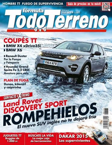 TodoTerreno Nº 176. Febrero 2015 by LIDER - issuu ec2783989bd