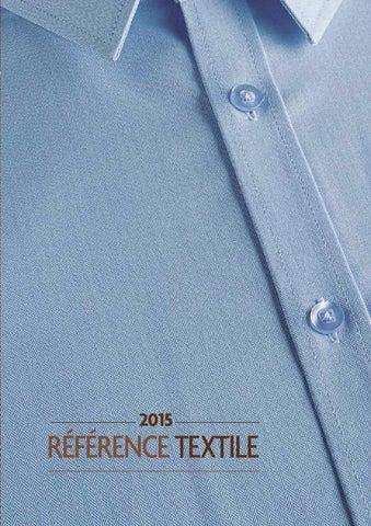 Référence textile 2015 by Référence Textile - issuu 1e4f9307388f