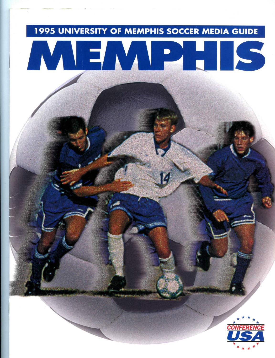 2005 Memphis Soccer Media Guide by University of Memphis Athletic ...
