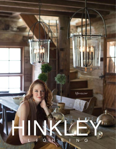 Hinkley 2017 Catalog Chandelier By Lighting