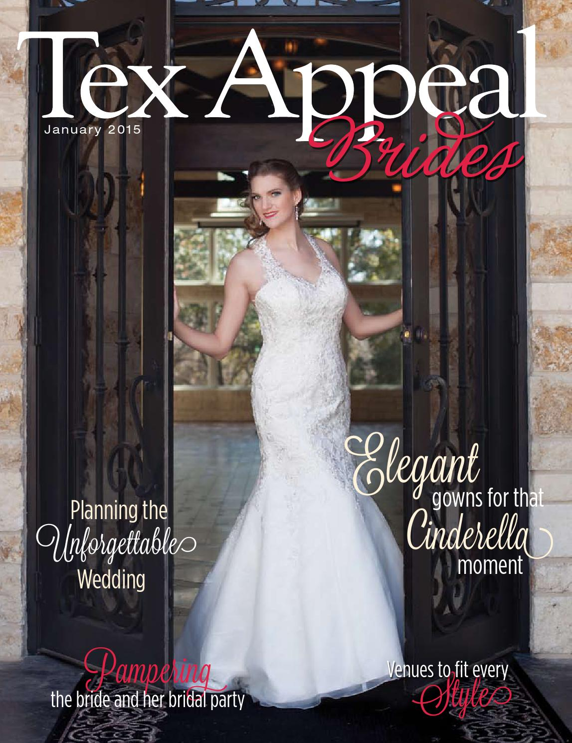 Tex Appeal Bridal by Temple Daily Telegram - issuu