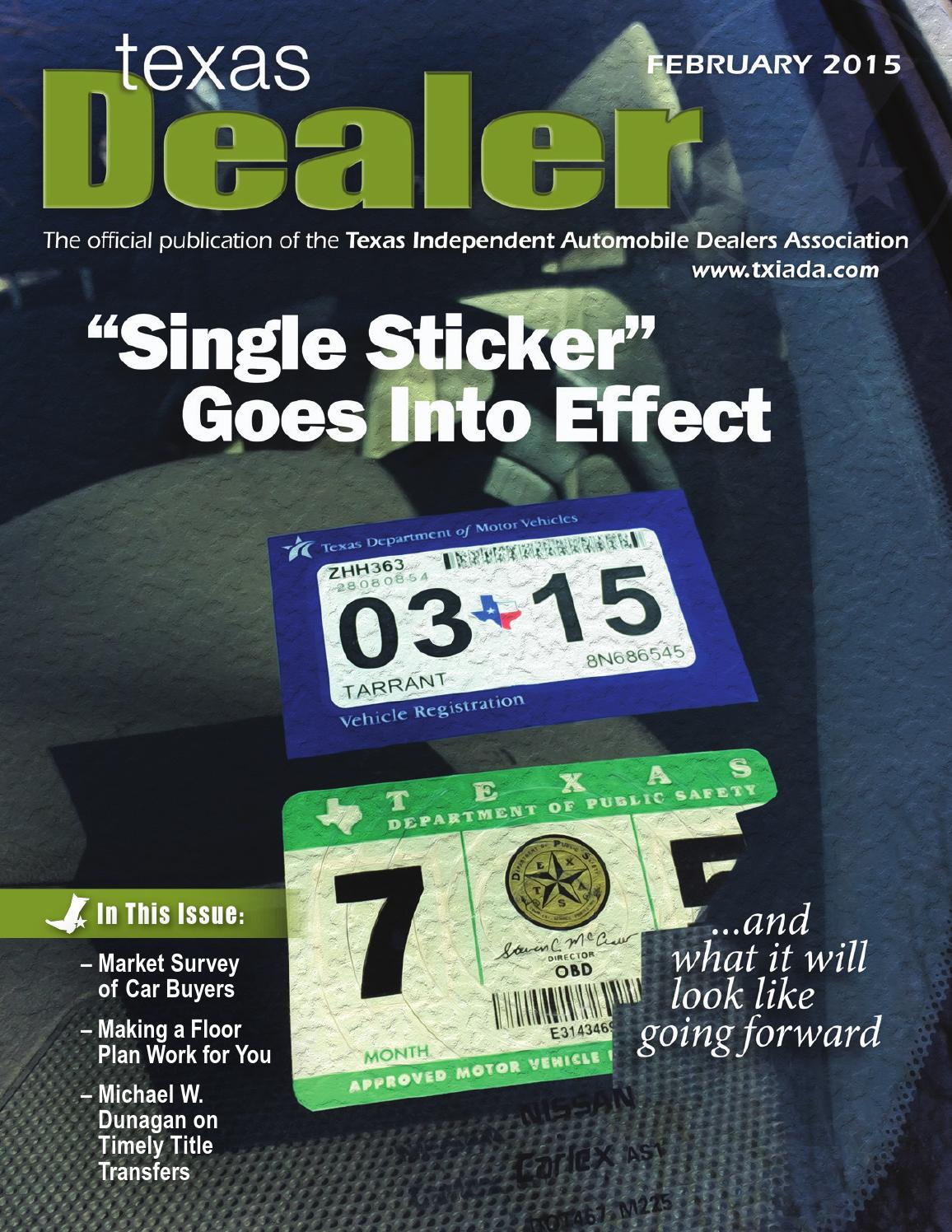 Texas dealer february 2015 by texas independent auto for Fiesta motors buda tx