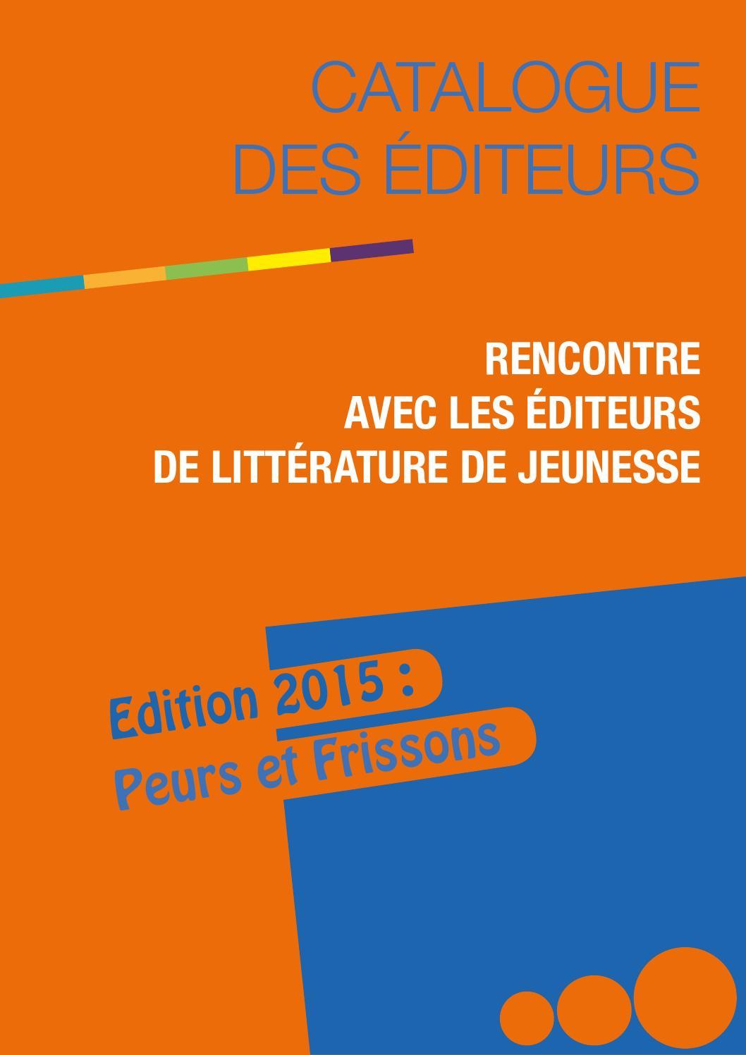 catalogue rencontres 2015 by deslivrespourlajeunesse issuu. Black Bedroom Furniture Sets. Home Design Ideas