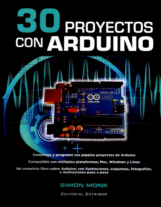 descargar 30 proyectos con arduino pdf