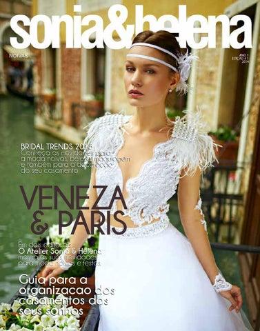 76dbe9cad Revista SONIA   HELENA by Carlos Polidoro - issuu