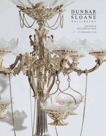 Antique Decorative Arts Auction By Dunbar Sloane Ltd
