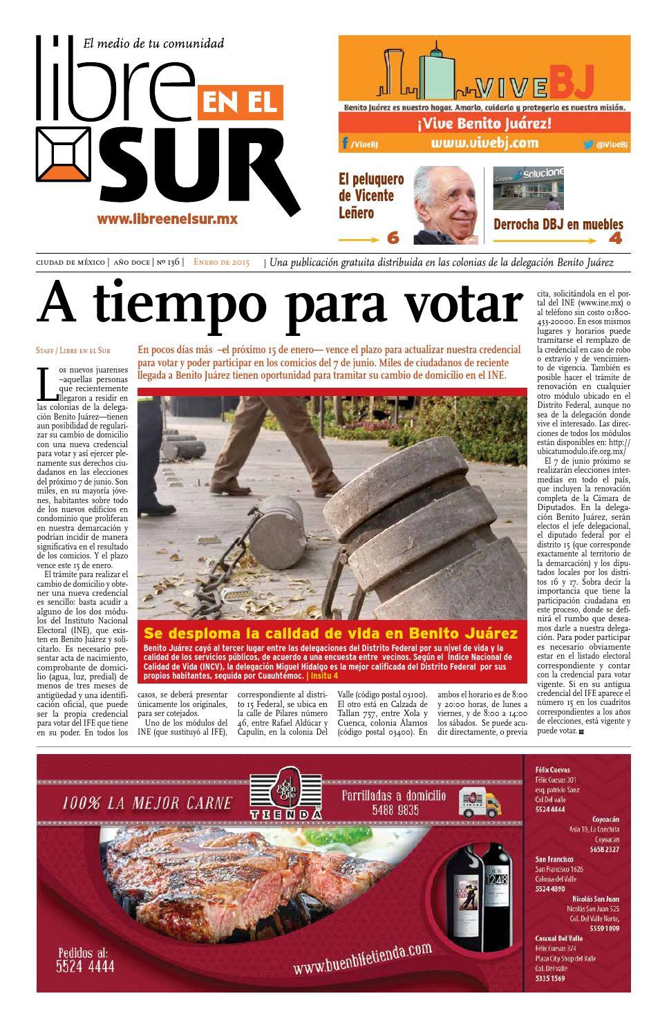 Libre En El Sur By Libre En El Sur Issuu
