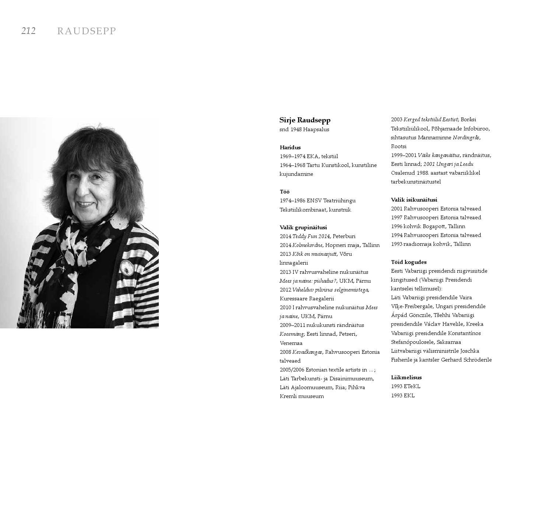 8dfe780050c Eesti tekstiilikunst. Estonian Textile Art. 1915-2015 by Kadi Pajupuu -  issuu