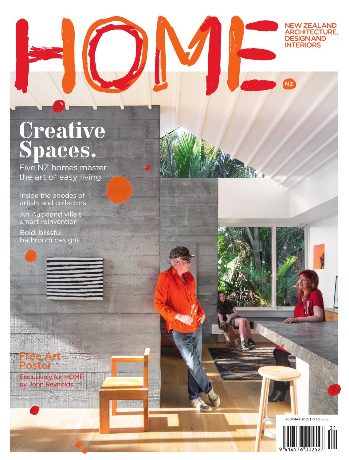 HOME NZ February March 2015 By