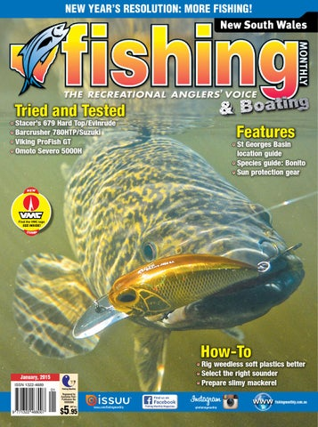 New South Wales Fishing Monthly - January 2015 by Fishing Monthly ... f91a270e13f