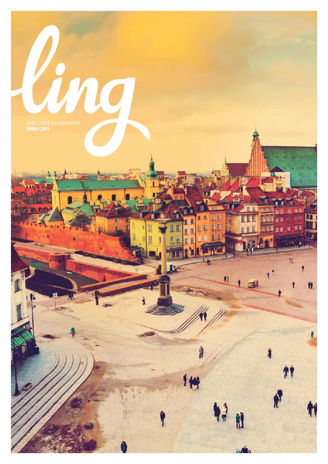 arrives 0c9cb 6e79d Ling Enero 2015 by Brands   Roses - issuu