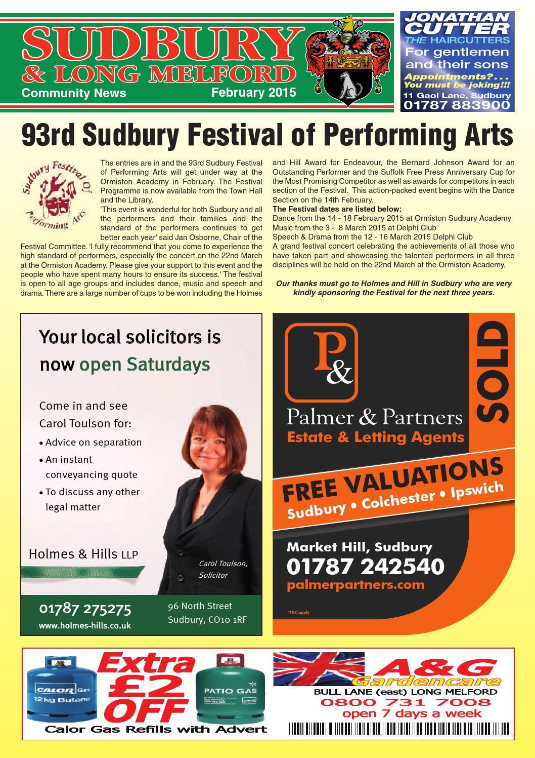 7f0a6d3d915 Sudbury   Long Melford Community News