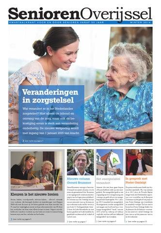Kinderkleurplaten Cijfers.Seniorenoverijssel Winter 2014 By Geen Blad Voor De Mond B V Issuu