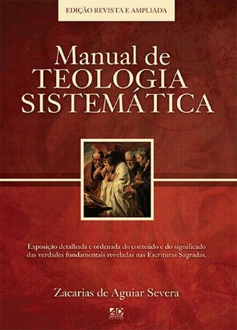 apostila de teologia sistematica