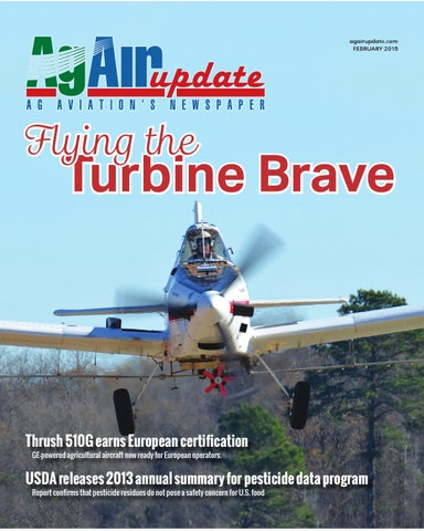 February 2015 - U S  Edition in English by AgAir Update - issuu