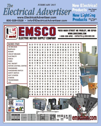 Electrical Advertiser February 2015 by Electrical Advertiser ... on