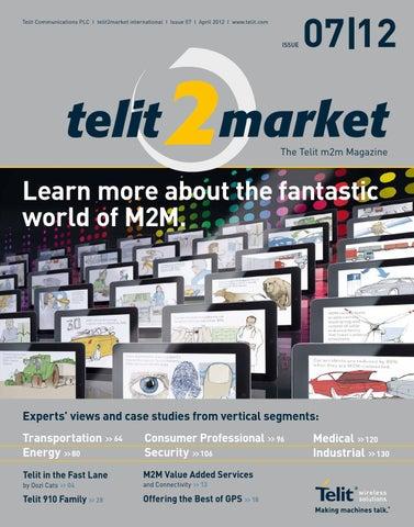 Telit2market 07 12 by telit 2 market magazine issuu page 1 fandeluxe Gallery