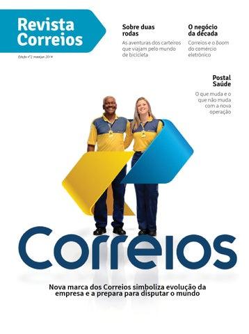 aefd2cb50 Revista Correios 2ª edição by Revista Correios - issuu