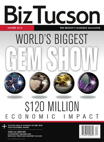 official photos 391a8 e2619 Biztucsonwinter2015 by BizTucson Magazine - issuu