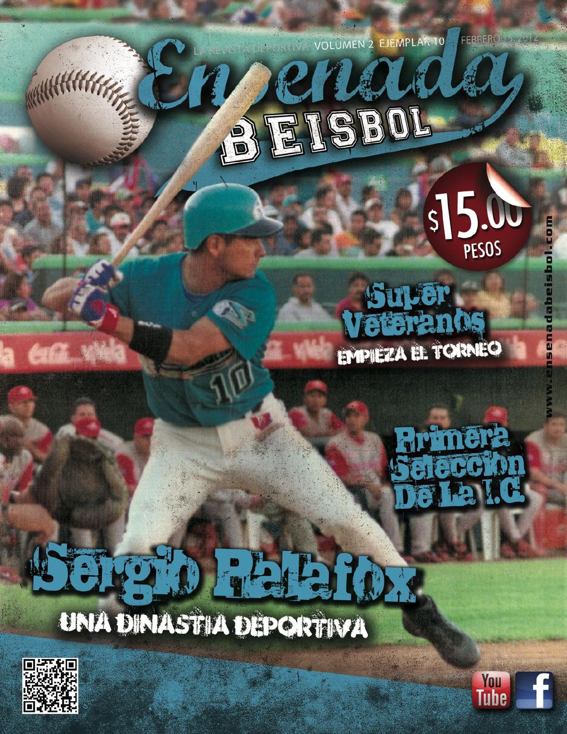 Ensenada Beisbol #10 by HS Marketing Solutions - issuu