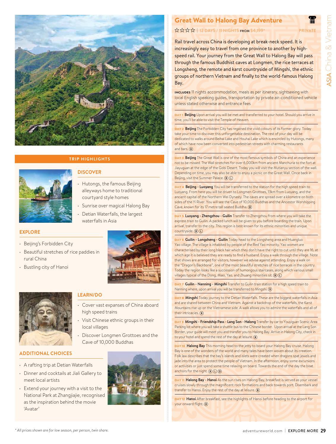 Adventure world 2015 asia india by AdvWorld - issuu