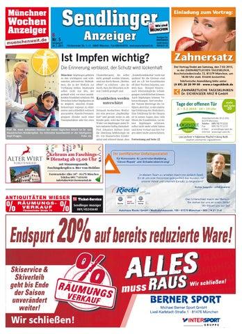 KW 05 2015 by Wochenanzeiger Me n GmbH issuu