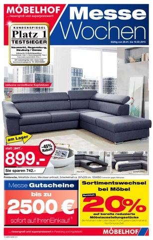 m belhof ingolstadt g ltig bis by m belhof issuu. Black Bedroom Furniture Sets. Home Design Ideas