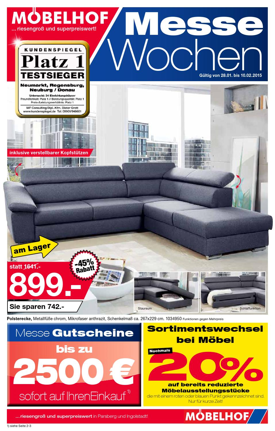 m belhof parsberg g ltig von bis by. Black Bedroom Furniture Sets. Home Design Ideas