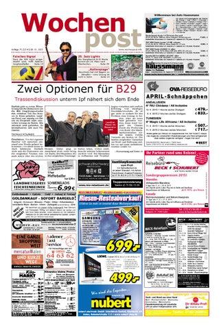Die Wochenpost Kw 5 By Wolfram Daur Issuu
