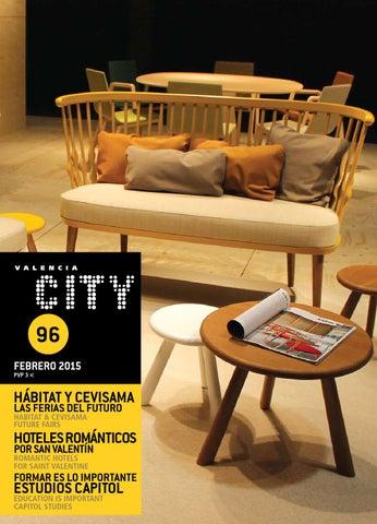 City 96 febrero by valencia city issuu for Muebles capitol