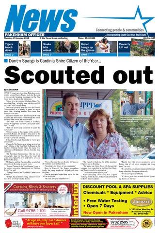News Pakenham ficer 12th November 2015 by Star News Group