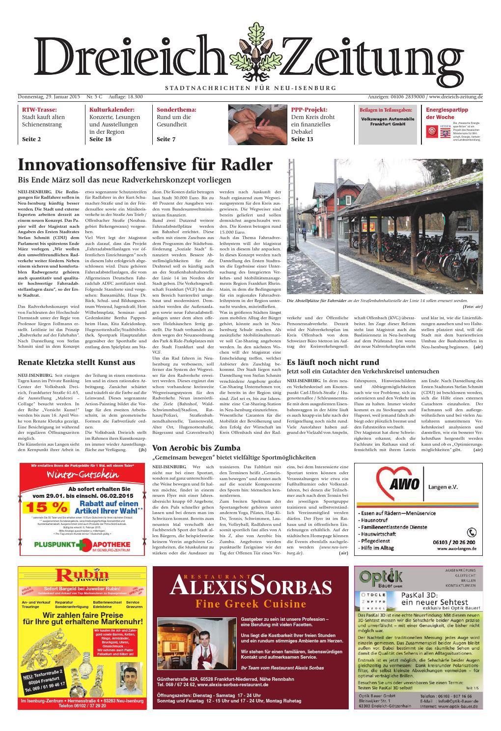 nuetzliche tipps fuer ihre anstehende kuechenrenovierung, dz online 005 15 c by dreieich-zeitung/offenbach-journal - issuu, Innenarchitektur