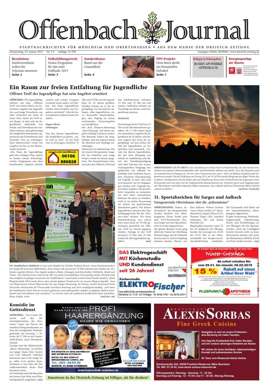 nuetzliche tipps fuer ihre anstehende kuechenrenovierung, dz online 005 15 f by dreieich-zeitung/offenbach-journal - issuu, Innenarchitektur