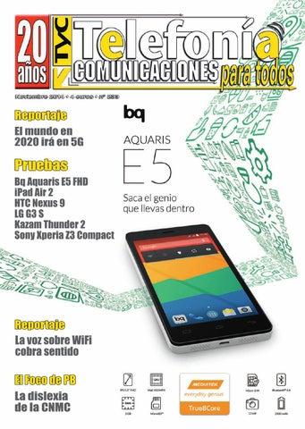 b15024cec05 TyC Telefonia y Comunicaciones noviembre 2014 by TyC Telefonia y ...