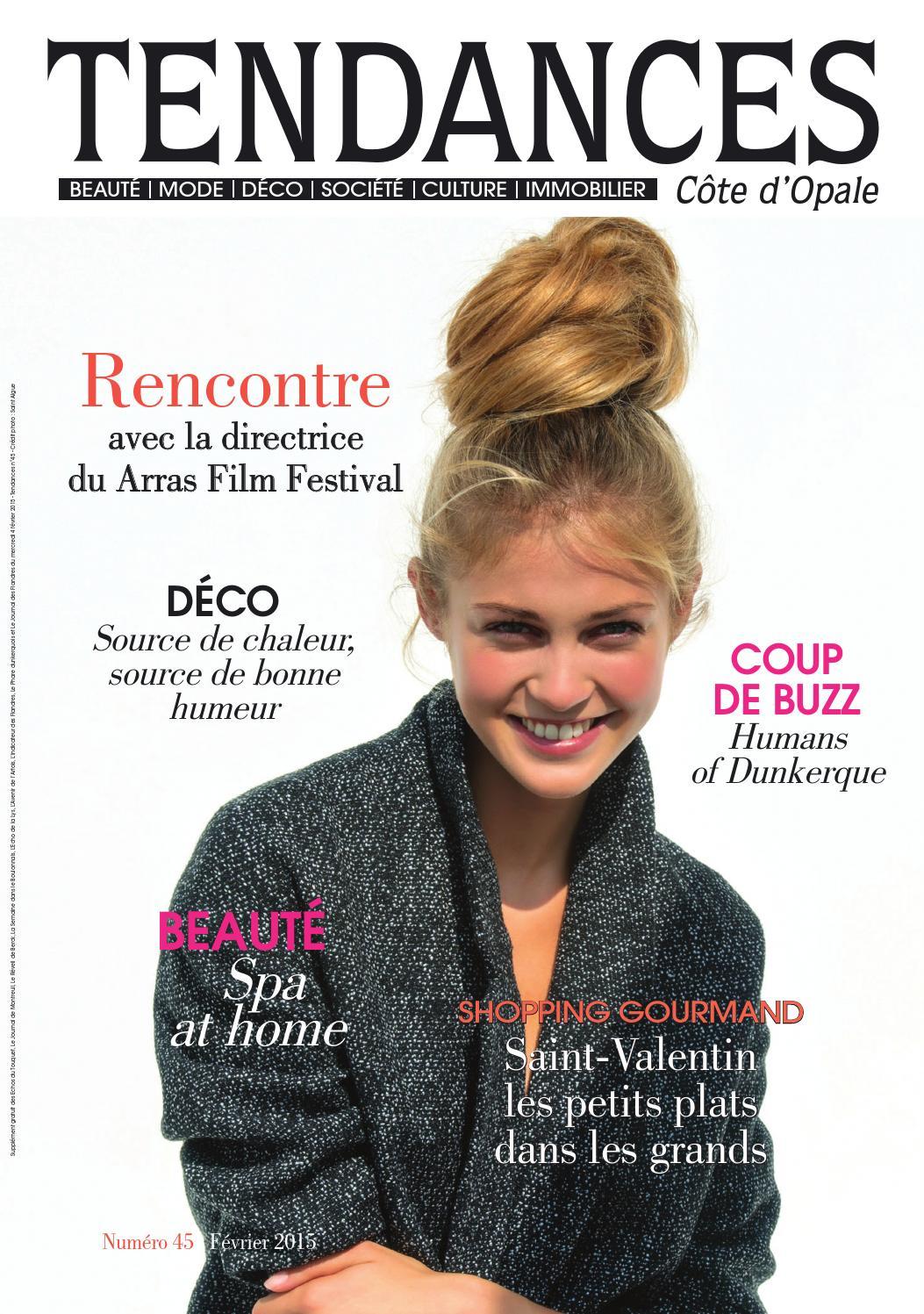 Tendances C Te D 39 Opale F Vrier 2015 By Groupe Nord