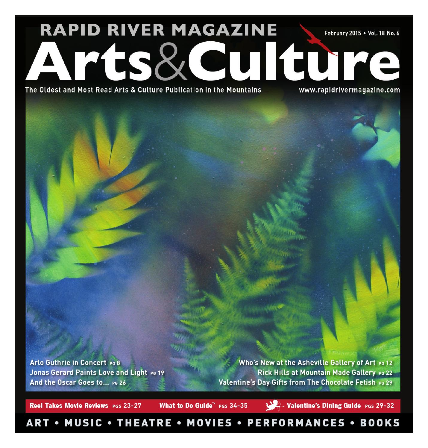 February 2015 Rapid River Magazine by Rapid River Magazine
